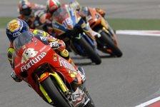 MotoGP - Warm-Up 250cc: Keine Überraschungen