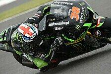 MotoGP - Unverletzter Smith: Am Samstag alles auf Angriff