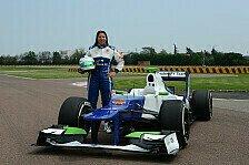 Formel 1 - De Silvestro beendet Test in Fiorano