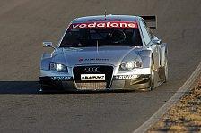 DTM - Audi absolvierte ersten Test mit dem neuen A4