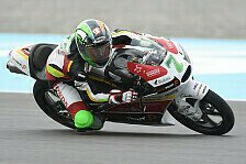 Moto3 - 3. Training: Vazquez hängt alle Gegner ab