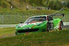 24 h Nürburgring - GT Corse by Rinaldo will in die Top-Ten