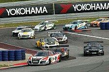 ADAC GT Masters - Horror-Crash überschattet Audi-Sieg