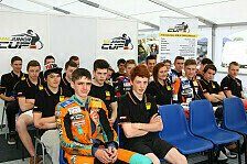 ADAC Junior Cup - Einführungslehrgang in Magione in Italien