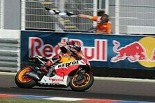 MotoGP - Hondas Ziel? Zurückschlagen. Ohne Veränderungen!