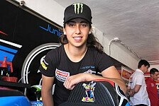 Moto3 - Maria Herrera mit Wildcard in Jerez