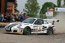 ADAC Rallye Masters - Toppiloten aus Rallye Masters und DRM in Sulingen