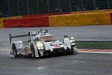 WEC - Spa: Jani und Lieb rasen zur Pole für Porsche