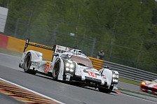 WEC - Training: Bestzeit für Porsche