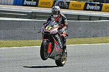 Moto2 - Trainingsbestzeit für Cortese in Jerez