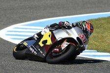 Moto2 - Kallio auf Pole in Jerez, Cortese Zweiter