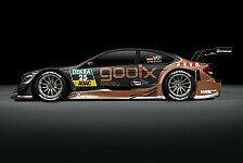 DTM - Paravan neuer Co-Sponsor auf dem gooix-Mercedes