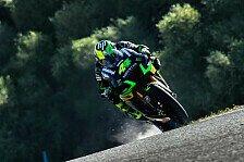MotoGP - Tech 3-Fahrer kämpfen in Jerez