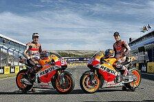 MotoGP - Repsol bleibt bis 2017 Honda-Sponsor