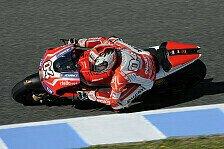 MotoGP - Freud und Leid bei Ducati