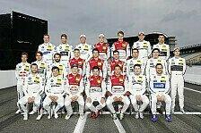 DTM - Überblick: Das Fahrerfeld für 2015