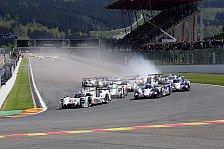 WEC - Spa-Francorchamps: Das Rennen im Live-Ticker