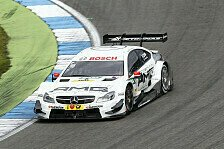 DTM - Bilderserie: Hockenheim I - Die Mercedes-Stimmen zum Qualifying