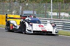 WEC - Drittes Training: Audi weiter tonangebend