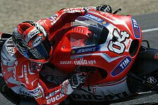 MotoGP - Ducati-Duo will an Vorjahresleistungen anknüpfen