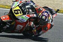 MotoGP - Bradl: Arm deutlich besser, Untersuchung folgt