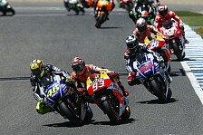MotoGP - Rossi: Honda ist das beste Bike