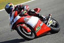 Moto2 - Folger, Cortese und Co. nützen Rennpause für Tests