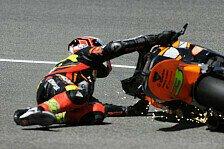 Moto2 - Forward: Corsi verpasst vier weitere Rennen