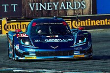 USCC - Laguna Seca: Vierter Sieger im vierten Rennen