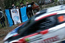 WRC - Kubica: Fahren nur um anzukommen ist kein Spaß