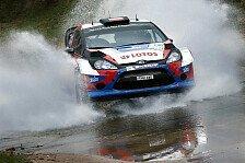 WRC - Massa: Rallye für Kubica der falsche Weg