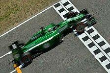 Formel 1 - Neue Führungsstruktur: Smith verlässt Caterham