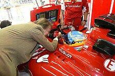 Formel 1 - Montezemolo: Beste Lösung für Alonso finden