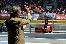 Formel 1 - Bilderserie: Luca di Montezemolo in Zahlen