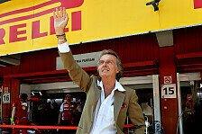 Formel 1 - Di Montezemolo stellt sich gegen Marchionne