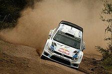 WRC - Sebastien Ogier: Nah an meinem Leistungshöhepunkt