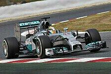Formel 1 - Favoriten-Check: Wer soll Hamilton stoppen?