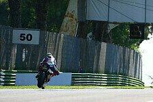 Superbike - Ein schwieriger Tag für Suzuki