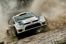 WRC - Latvala gewinnt die Rallye Argentinien