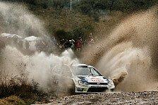 WRC - Latvala baut Argentinien-Führung aus