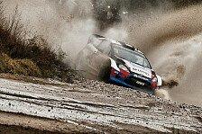 WRC - Kubica: Wirklich kein Platz für Fehler