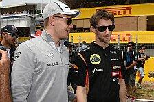 Formel 1 - Bei Grosjean Absage: Haas-Cockpit für Magnussen