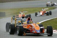 ADAC Formel Masters - Dienst: Schwacher Start, starkes Ende