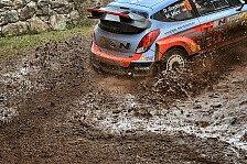 WRC - Licht und Schatten für Hyundai in Argentinien