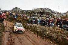 WRC - Östberg: Von Beginn an etwas härter pushen