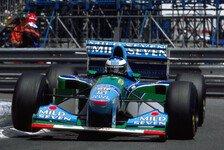 Formel 1 - Bilder: Michael Schumachers 1. WM-Titel