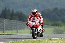 MotoGP - Keine Revolution beim Ducati-Test