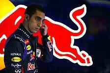 Formel 1 - Buemi bleibt Red-Bull-Testfahrer