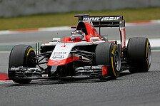 Formel 1 - Bilder: Barcelona - Dienstag