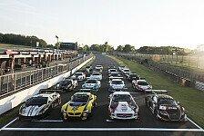 Blancpain GT Serien - Brands Hatch: Enge-Bestzeit zum Auftakt